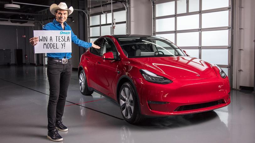 Kimbal Musk regala la sua Model Y performance - Tesla Club ...